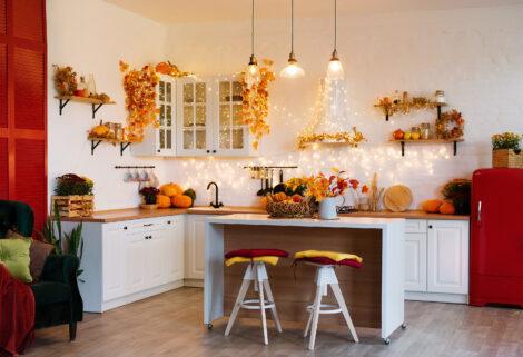 Der Herbst zieht ein: So bringen Sie die bunte Jahreszeit in Ihre Küche!