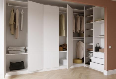 Schlafzimmerschrank-Fronten nach Maß: So werden Wohnträume wahr!